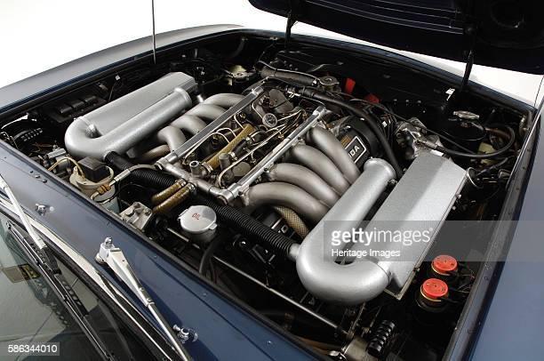 Aston Martin DBS V8. Artist: Unknown.