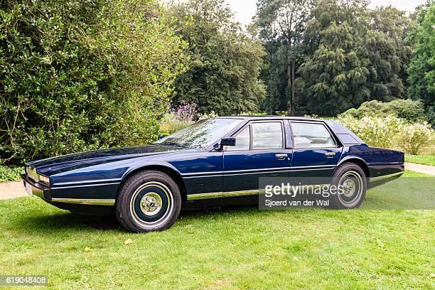 742 Aston Martin Lagonda Bilder Und Fotos Getty Images