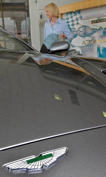 Aston Martin Of Palm Beach Sales Associate Patricia Romeo Do - Palm beach aston martin