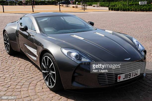 Aston Martin One 77, U.K.