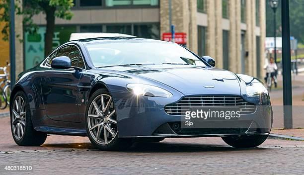 Aston Martin V8 Vantage S sports car