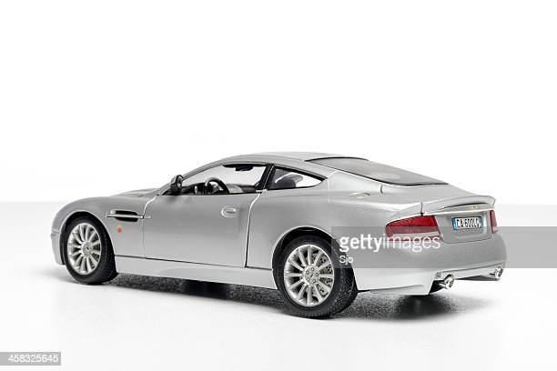 Aston Martin Vanquish model car