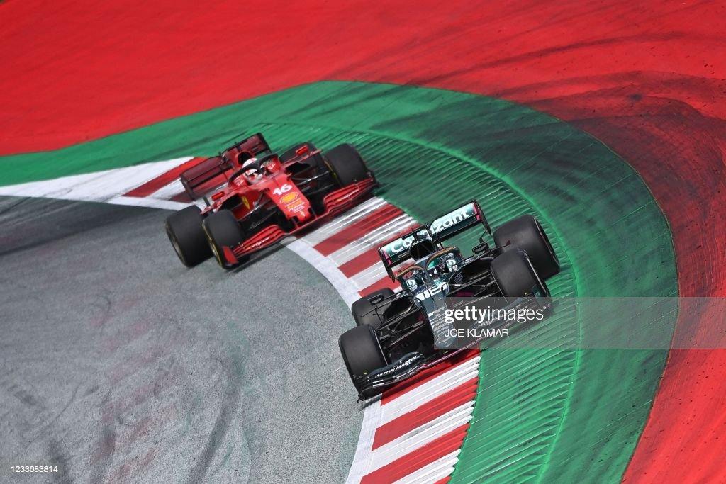 AUTO-PRIX-F1-AUT-RACE : News Photo