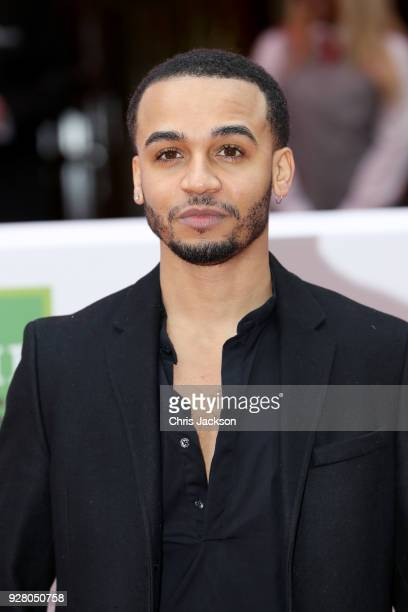 Aston Merrygold attends 'The Prince's Trust' and TKMaxx with Homesense Awards at London Palladium on March 6 2018 in London England
