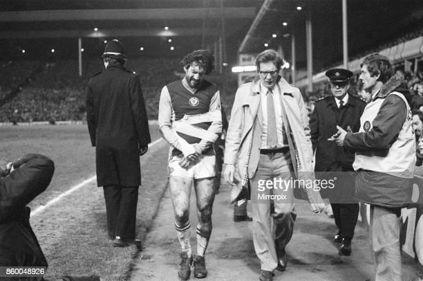 Aston Villa 20 Dynamo Kiev European Cup 3rd round 2nd leg Villa Park Wednesday 17th March 1982
