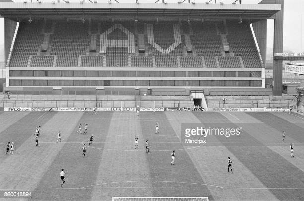 Aston Villa 3-1 Besiktas, European Cup, 1st round 1st leg match at Villa Park, Wednesday 15th September 1982,Aston Villa were forced to play this tie...