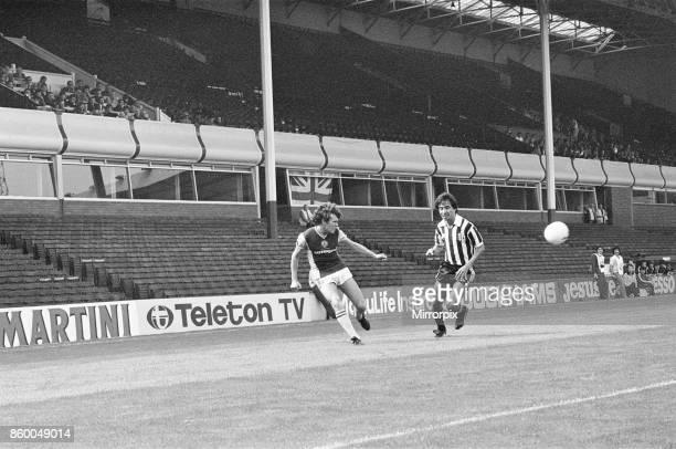 Aston Villa 31 Besiktas European Cup 1st round 1st leg match at Villa Park Wednesday 15th September 1982Aston Villa were forced to play this tie...