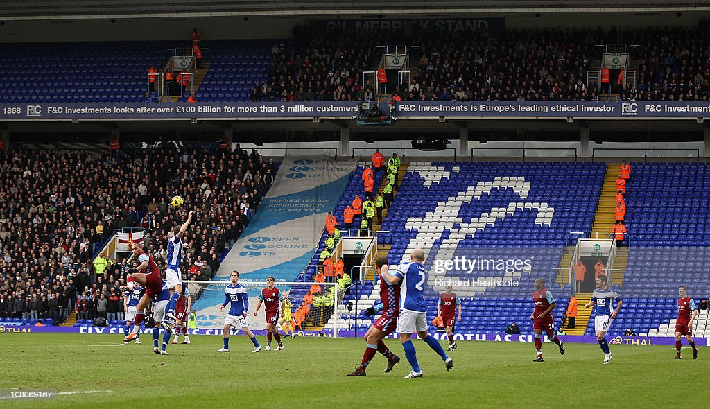 Birmingham City v Aston Villa - Premier League : News Photo