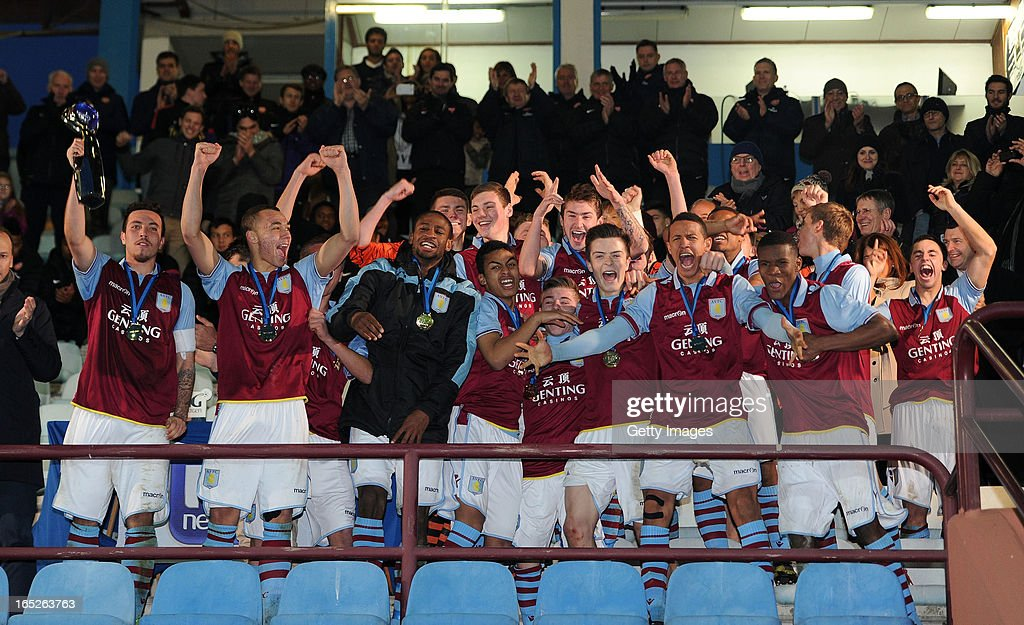 Aston Villa U19 v Chelsea U19 NextGen Series Final : News Photo