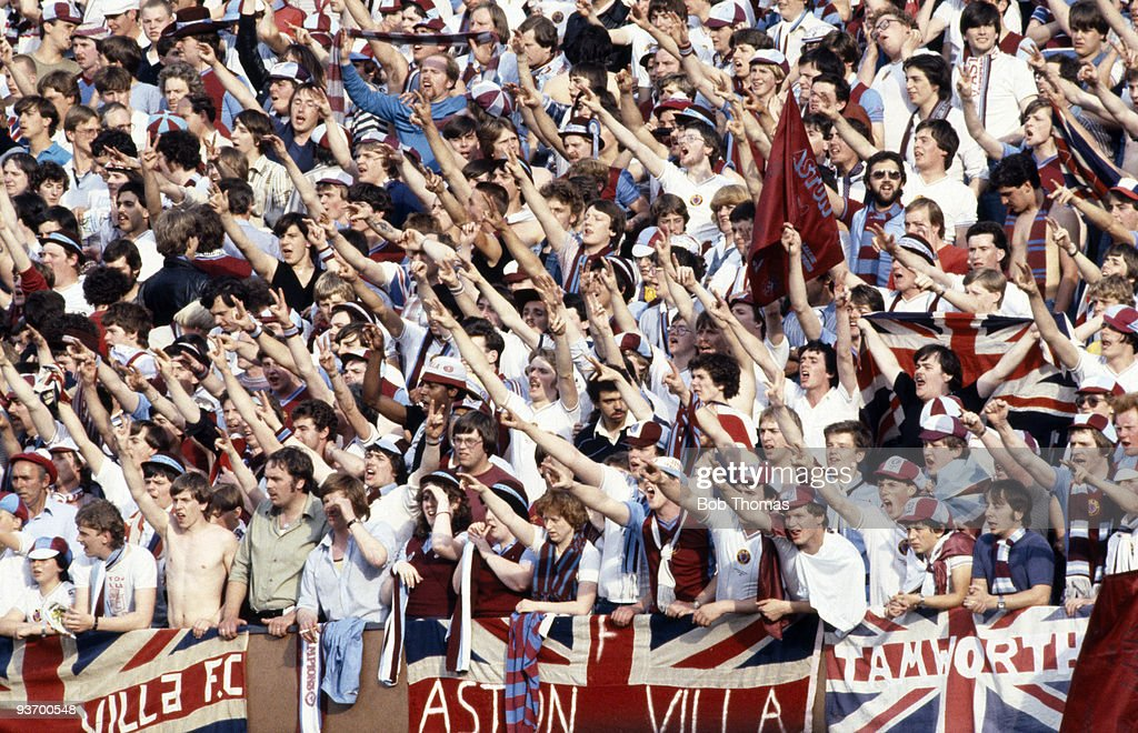 European Cup Final Aston Villa v Bayern Munich : News Photo