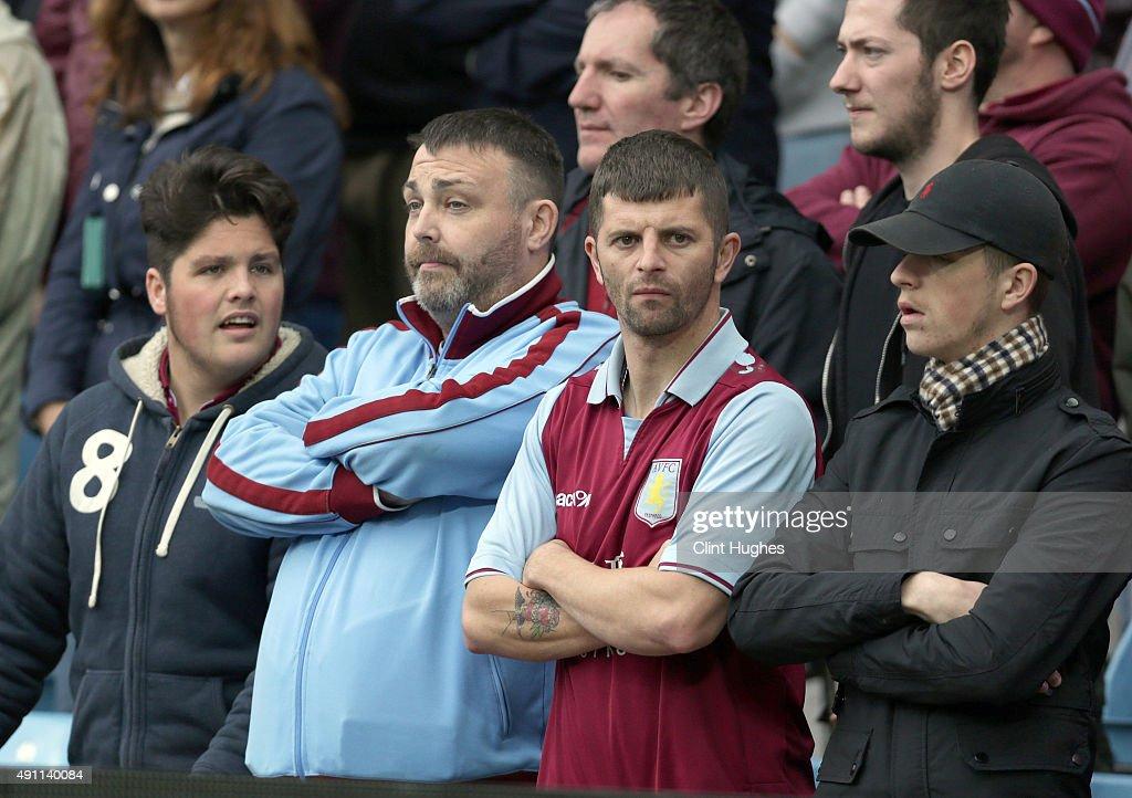 Aston Villa v Stoke City - Barclays Premier League : News Photo