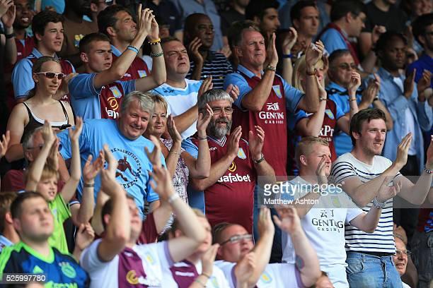 Aston Villa fans / supporters