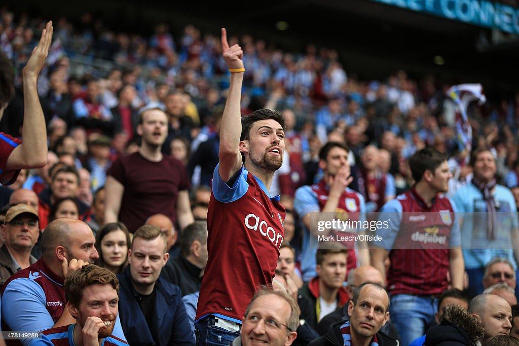 Aston Villa v Arsenal - FA Cup Final : News Photo