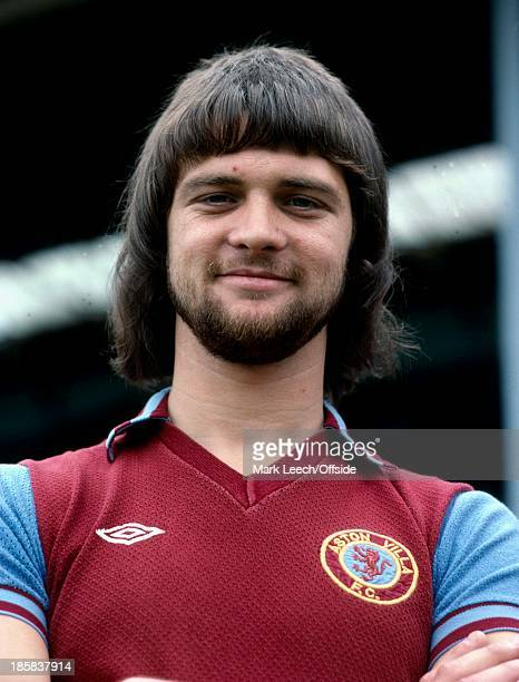 Aston Villa FC Photocall Brian Little