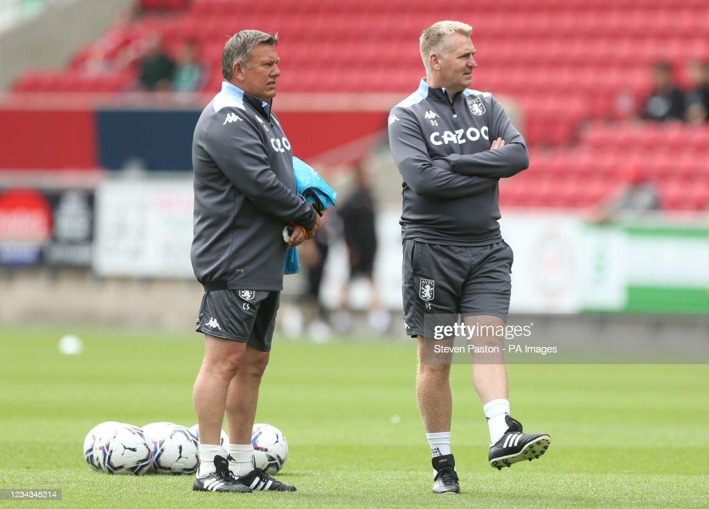 Bristol City v Aston Villa - Pre-Season Friendly - Ashton Gate : News Photo
