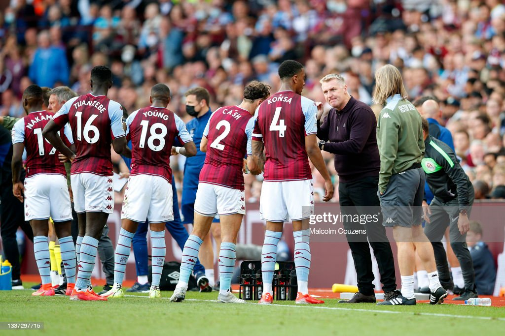 Aston Villa v Brentford - Premier League : News Photo