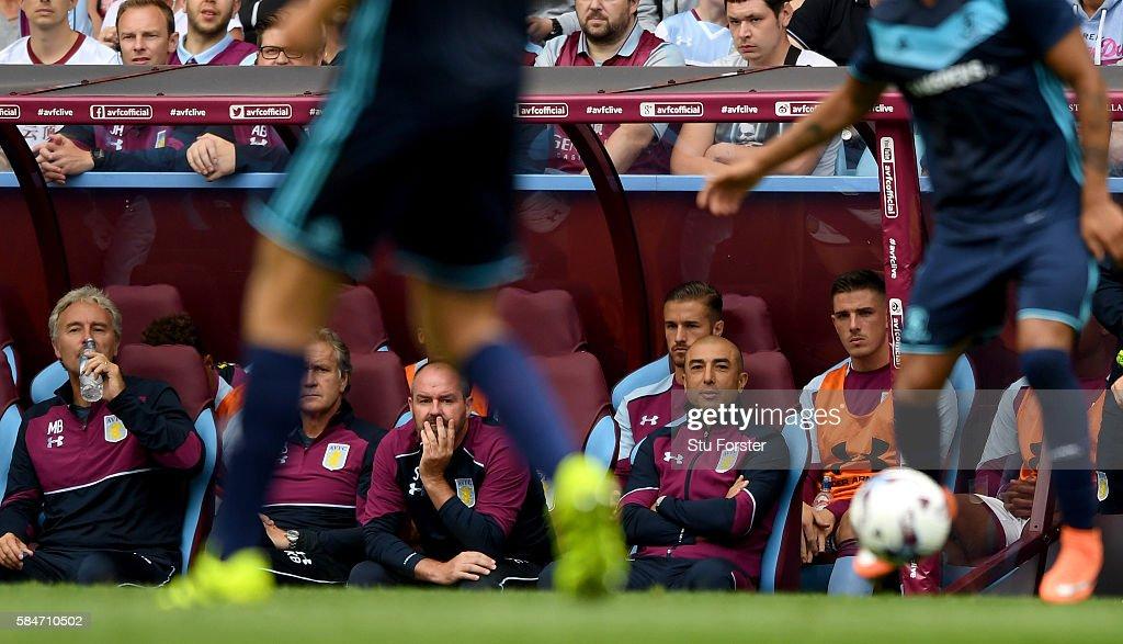 Aston Villa v Middlesbrough - Pre-Season Friendly