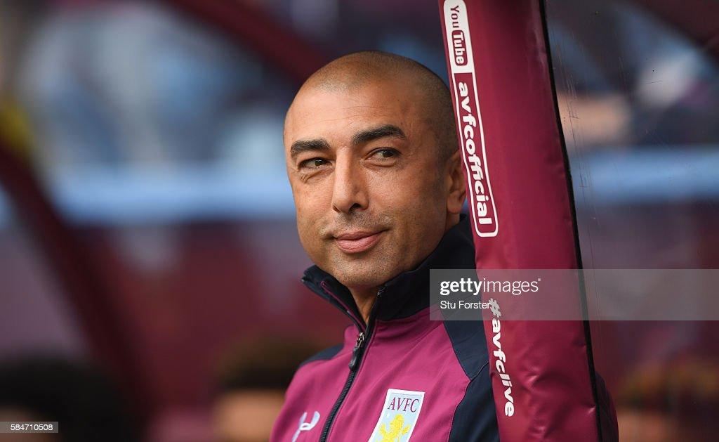 Aston Villa v Middlesbrough - Pre-Season Friendly : News Photo
