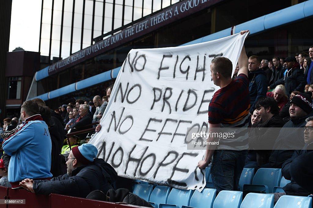 Aston Villa v Chelsea - Premier League : Fotografía de noticias