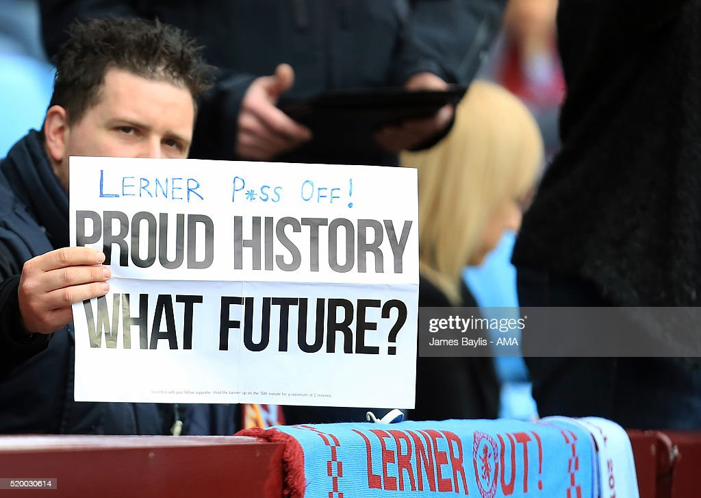 Aston Villa v A.F.C. Bournemouth - Premier League : News Photo
