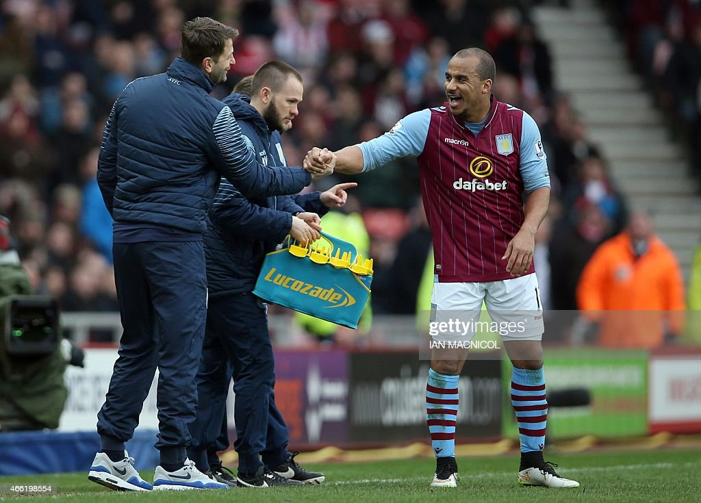FBL-ENG-PR-SUNDERLAND-ASTON VILLA : News Photo
