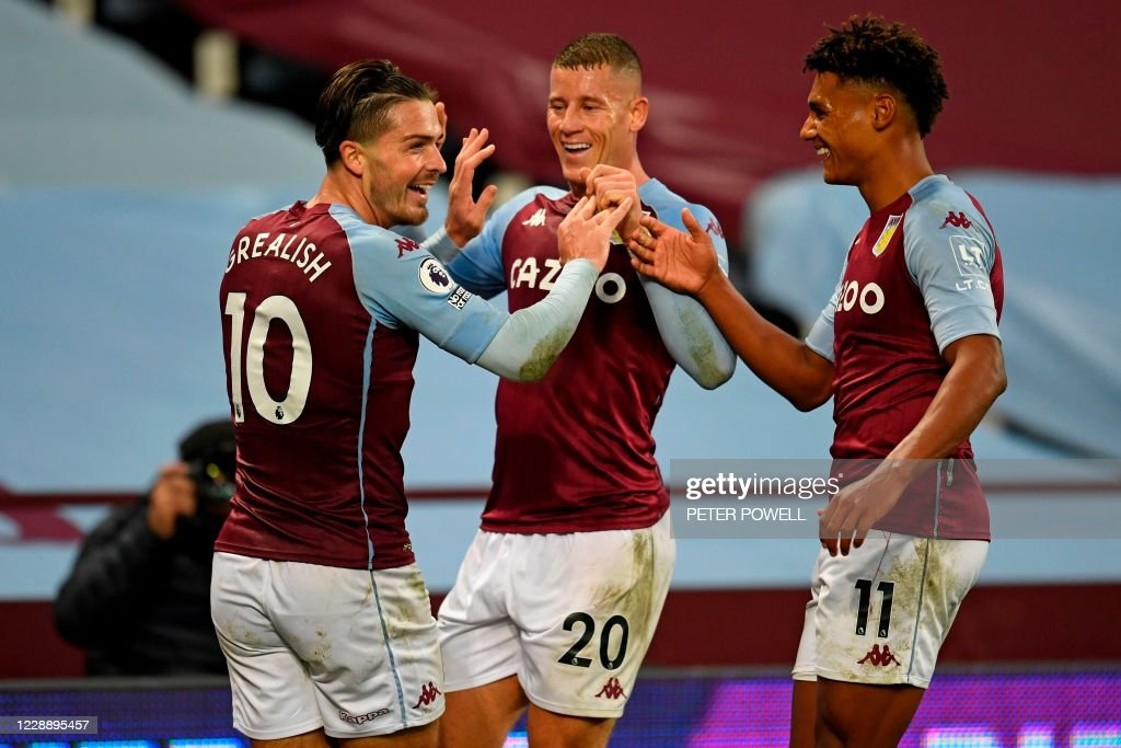 FBL-ENG-PR-ASTON VILLA-LIVERPOOL : News Photo