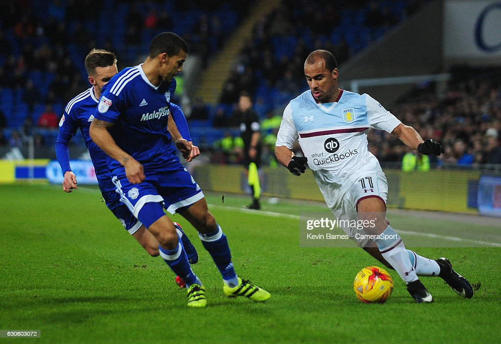 Cardiff City v Aston Villa - Sky Bet Championship : News Photo