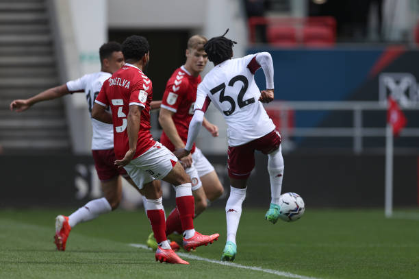 GBR: Bristol City v Aston Villa: Pre-Season Friendly