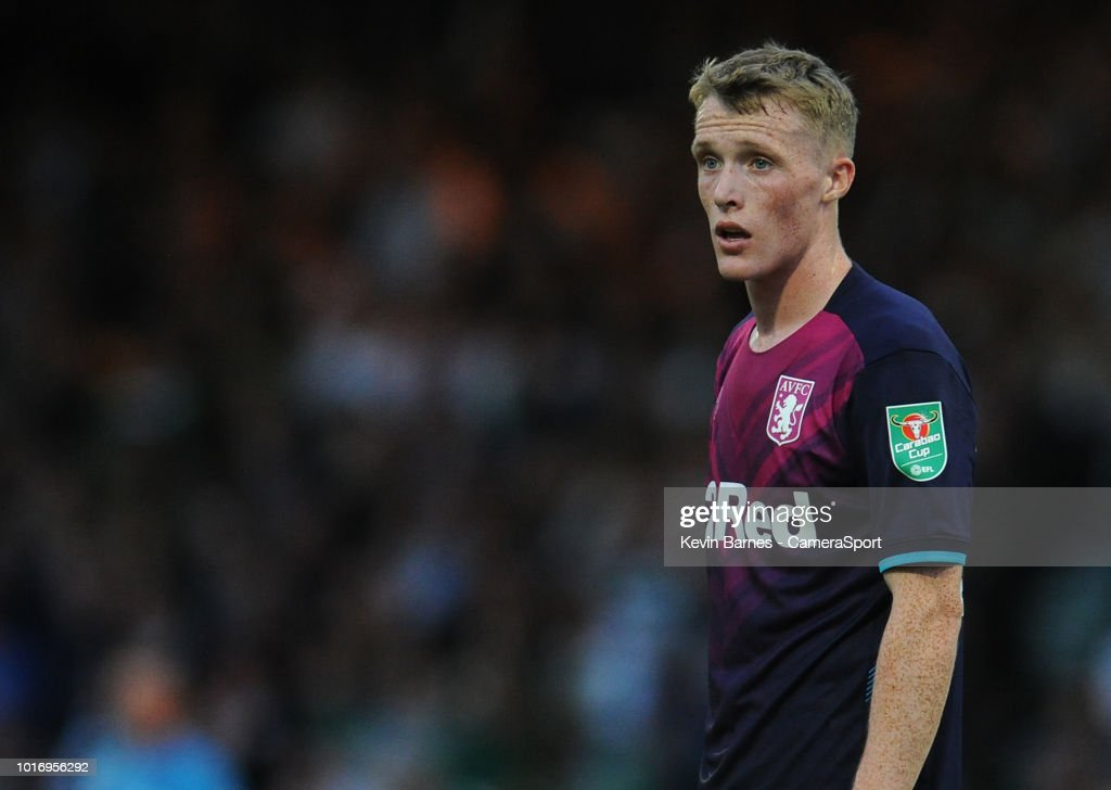 Yevoil Town v Aston Villa - Carabao Cup First Round : News Photo