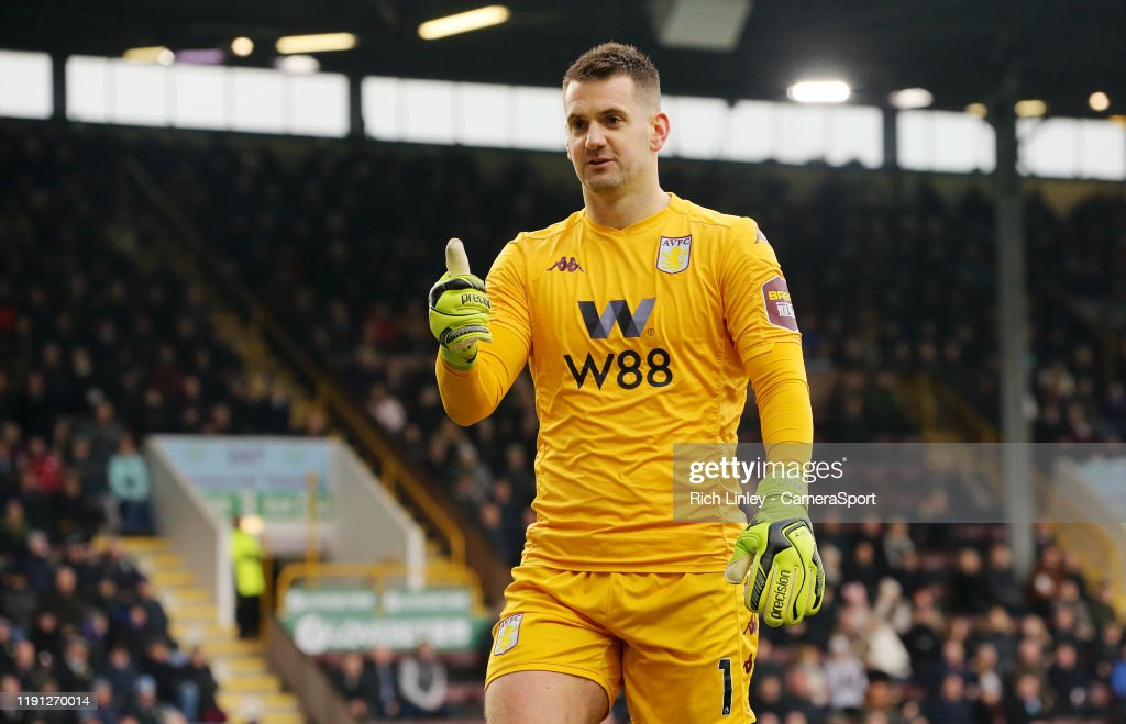 Burnley FC v Aston Villa - Premier League : ニュース写真