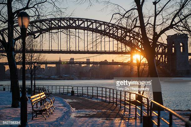 Astoria - Queens - Astoria park - New York City