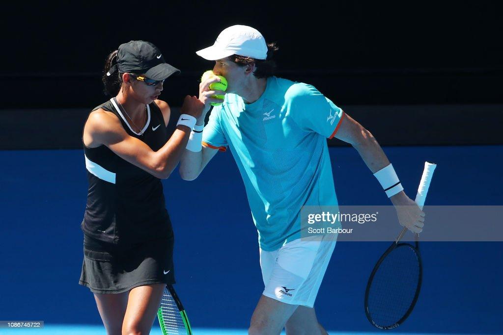 2019 Australian Open - Day 10 : News Photo