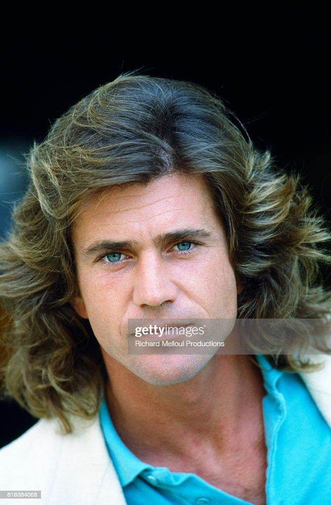 Actor Mel Gibson at Cannes Festival : Photo d'actualité