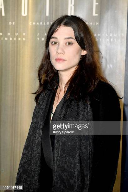 Astrid BergèsFrisbey attends 'L'Autre' Directed By Charlotte Dauphin Premiere at Cinema Beau Regard on December 16 2019 in Paris France