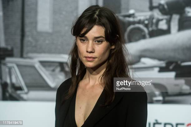 Astrid BergesFrisbey attends Opening ceremony of the 11th edition of the Lumiere festival in Lyon France on October 12 2019