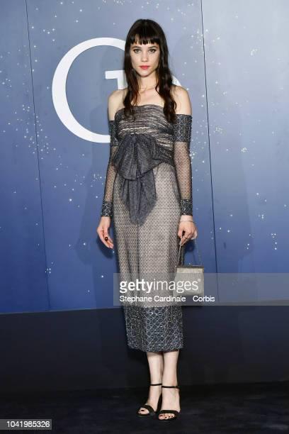 Astrid BergesFrisbey attends the Opening Season Paris Opera Ballet Gala as part of the Paris Fashion Week Womenswear Spring/Summer 2019 on September...