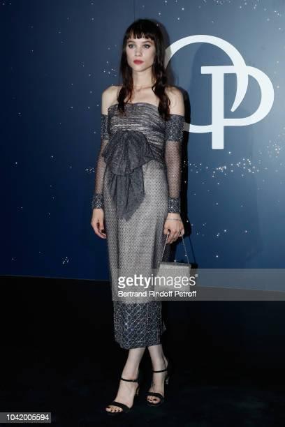 Astrid BergesFrisbey attends the Opening Season Paris Opera Ballet Gala as part of the Paris Fashion Week Womenswear Spring/Summer 2019 Held at Opera...