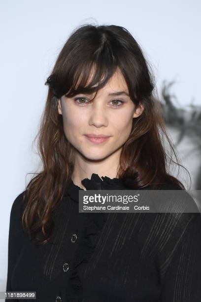 Astrid BergesFrisbey attends the tribute to Francis Ford Coppola during the 11th Film Festival Lumiere on October 18 2019 in Lyon France