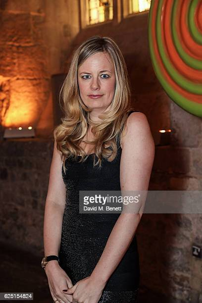 Astrid Harbord attends the Save The Children Winter Gala at The Guildhall on November 22 2016 in London England