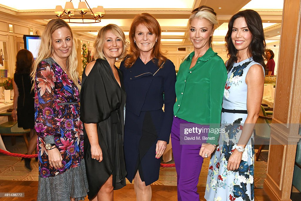 Annual Gynaecological Cancer Fund Ladies' Lunch At Fortnum & Mason : News Photo