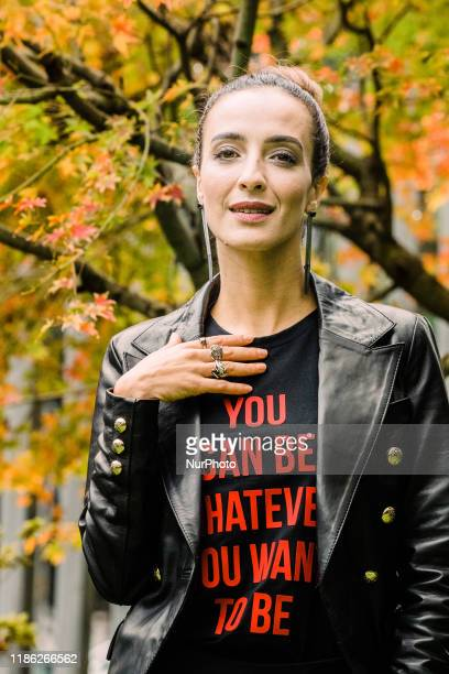 Astrid Meloni attends FilmTV 'Storia Di Nilde' Photocall in Rome, Italy, on 3 December 2019. Story of Nilde, Nilde Iotti, director of the Italian...