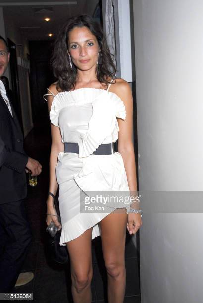 Astrid Munoz during 2006 Cannes Film Festival Andre Saraiva's Wow Magazine Party Inside at Baron 314 Club in Cannes France
