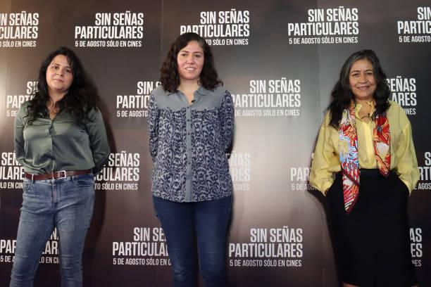 """MEX: """"Sin señas particulares"""" Film Press Conference"""