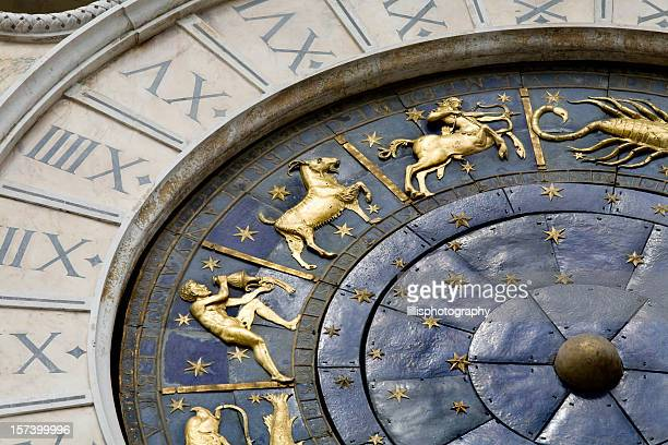 Astrological Clock Piazza San Marco in Venice