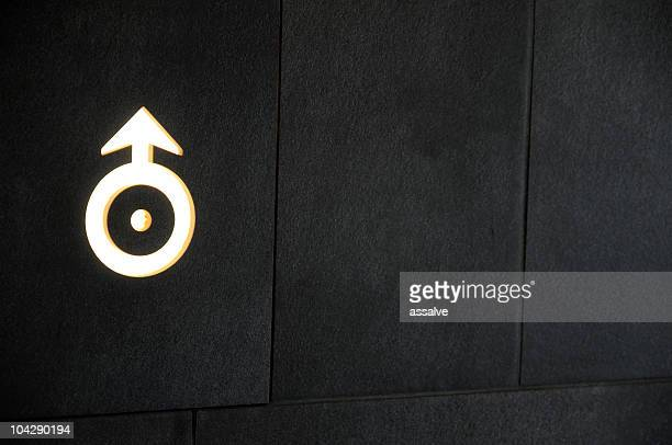 astrological symbol for mars - mars roman god stock photos and pictures
