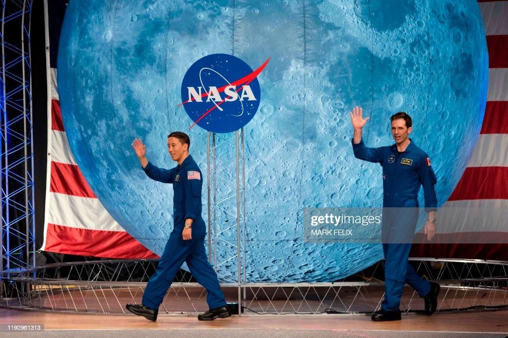 DOUNIAMAG-US-space-NASA-GRADUATION : News Photo