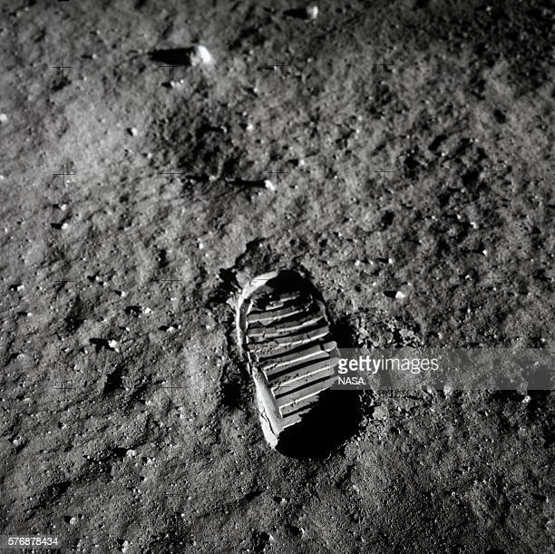 """Astronaut Neil Armstrong took """"one small step for man, one giant leap for mankind"""" when he stepped out of the Apollo 11 and onto the moon, July 20,..."""