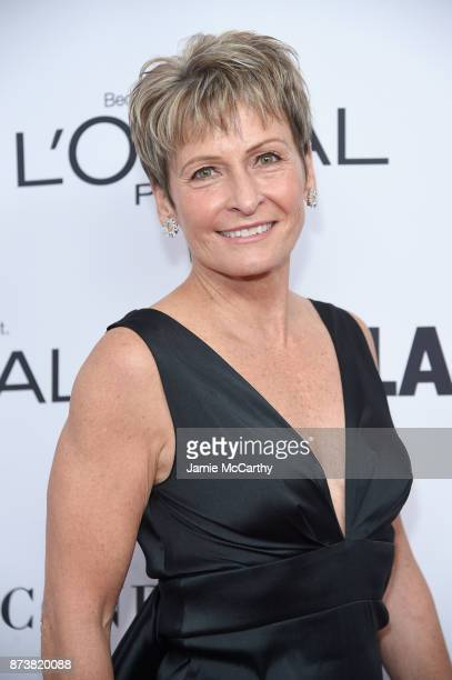 Astronaut Peggy Whitson attends Glamour's 2017 Women of The Year Awards at Kings Theatre on November 13 2017 in Brooklyn New York