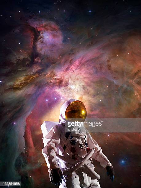 astronaut - space helmet stock photos and pictures