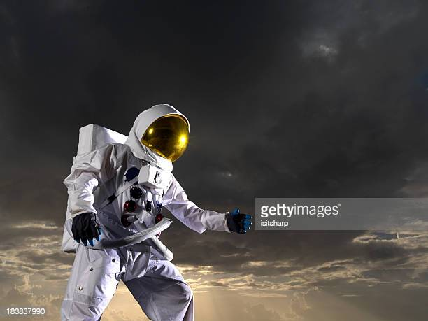 astronaut - space helmet stock pictures, royalty-free photos & images